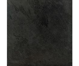 Vloertegel Ceasar Slab Black 60x60 cm Rett leisteen Look