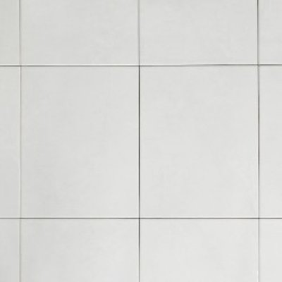 Wandtegel 20x25 cm Mat Wit  6mm  Martillo Mate White